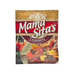 SEASONING MIX FOR MEAT STEW (CALDERETA) 50g MAMASITA'S