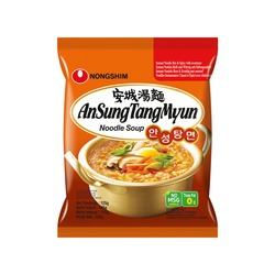 INSTANT ANSUNGTANGMYUN NOODLES 125g NONG SHIM