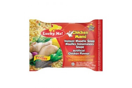INSTANT NOODLES CHICKEN 70g LUCKY ME