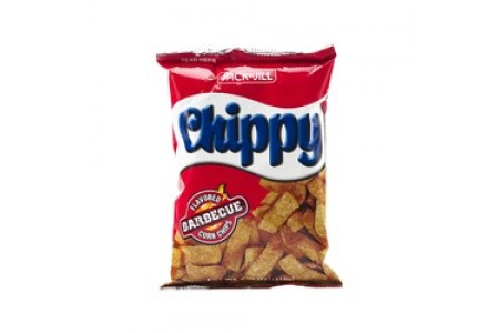 CORN CHIPS CHIPPY BBQ 110g JACK & JILL