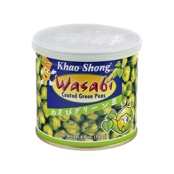 WASABI COATED PEAS 140g KHAO SHONG