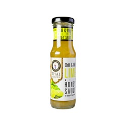 CHILI, LIME & HONEY SAUCE 150ml THAI DANCER
