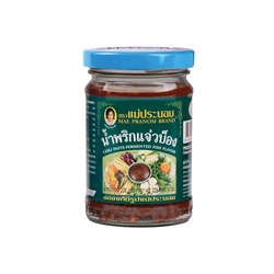 CHILI PASTE WITH FISH 228g MAE PRANOM
