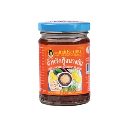 CHILI PASTE WITH SHRIMP 228g MAE PRANOM