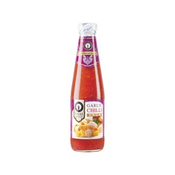 CHILI SAUCE & GARLIC 300ml THAI DANCER