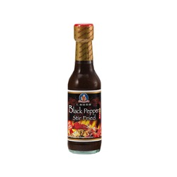 BLACK PEPPER STIR FRY SAUCE 250ml HEALTHY BOY