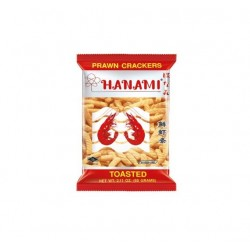PRAWN CRACKERS 60g HANAMAI