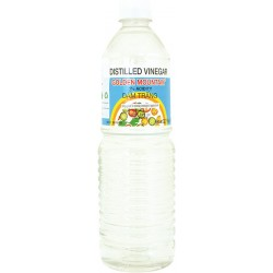 VINEGAR DISTILLED (5% ACIDITY) 1000ml GOLDEN MOUNTAIN