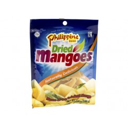 MANGOES DRIED 100g PHILIPPINE