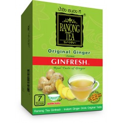 DRINKS GINGER 126g RANONG