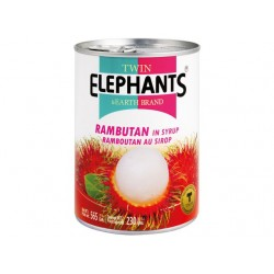RAMBUTAN IN SYRUP 565g TWIN ELEPHANT