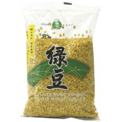 MUNG BEANS SHELLED 400g GOLDEN CHEF