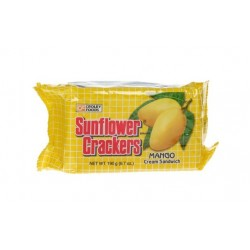 CRACKER MANGO CREAM 190g SUNFLOWER