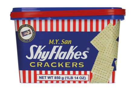 CRACKERS SKY FLAKES 800g MY SAN