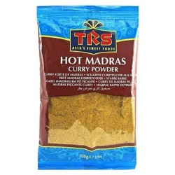 CURRY POWDER MADRAS (HOT) 100g TRS