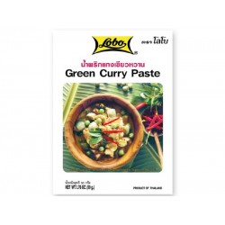 GREEN CURRY PASTE 50g LOBO