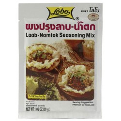 LAAB-NAMTOK SEASONING MIX 30g LOBO
