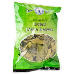 LIME LEAVES DRIED 25g THAI DANCER
