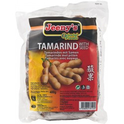 TAMARIND WITH KERNEL 400g JENNY'S