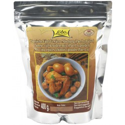 CHINESE FIVE SPICE BLEND 400g LOBO