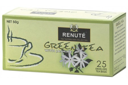 GREEN TEA JASMINE 50g RENUTE