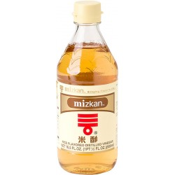 RICE VINEGAR 500ml MIZKAN