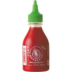 CHILLI SAUCE SRIRACHA 200ml FLYING GOOSE
