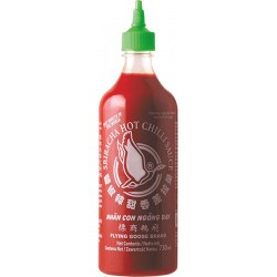 CHILLI SAUCE SRIRACHA 730ml FLYING GOOSE