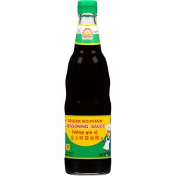 SEASONING SAUCE 600ml GOLDEN MOUNTAIN