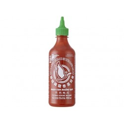 SRIRACHA CHILLI SAUCE KAFFIR LIME 455ml FLYING GOOSE