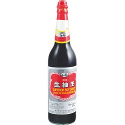 SOY SAUCE LIGHT SUPERIOR 610ml HAIYIN BRIDGE