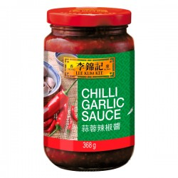 CHILLI GARLIC SAUCE 368g LKK
