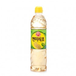 BROWN RICE VINEGAR 500ml OTTOGI