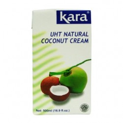 COCONUT CREAM 500ml KARA