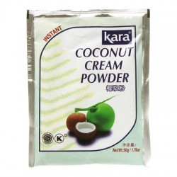 COCONUT CREAM (POWDER) 50g KARA