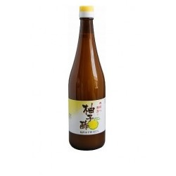 YUZU JUICE NATURAL 100% 720ml MEIJI
